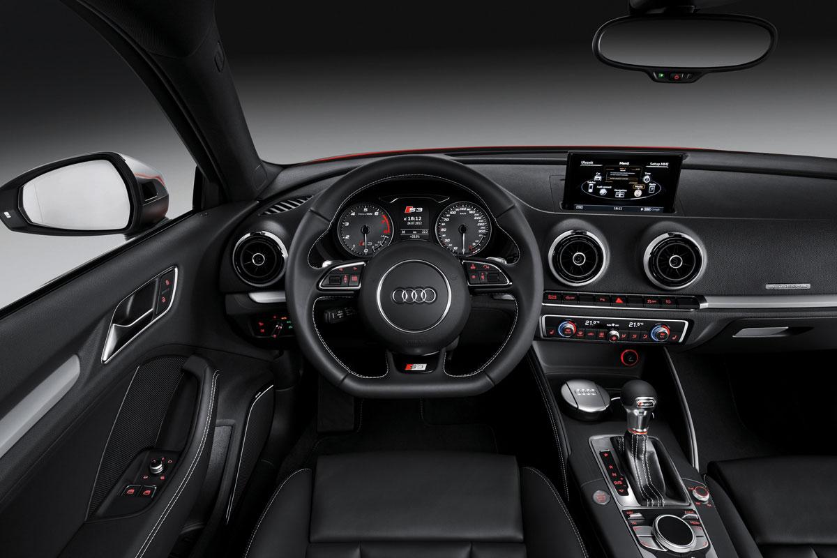Audi s3 2014 intérieur 1 audi s3 2014 intérieur image 1