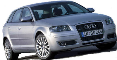 Photo du design extérieur Audi A3 Quattro