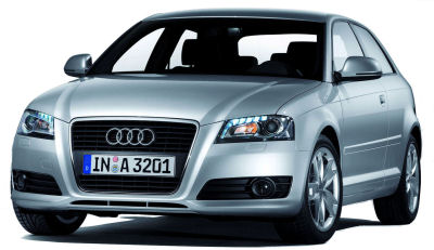 Audi a remis complètement au jour son Audi A3 en 2009, avec un restylage des optiques avant et arrière intégrant désormais le fameux éclairage de jour à LED d'Audi. Ce restylage concerne les Audi A3, Audi A3 Sportback, Audi S3 et Audi S3 Sportback, grande nouveauté de ce millésime 2009.
