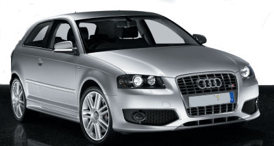 Galerie de photos de la Audi S3 cabriolet