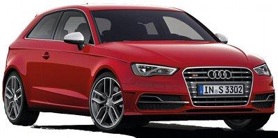 Présentation de la troisième génération d'Audi S3.